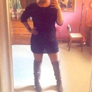 Free People Black Dress NWT- Size Large